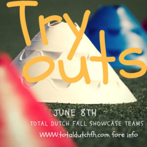 try-outs